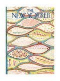 The New Yorker Cover - July 16, 1966 Regular Giclee Print by Ilonka Karasz