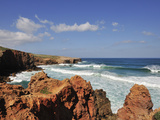 Coastline of Carrapateira. Costa Vicentina Nature Park, Portugal, Wild Atlantic Coast in Europe Photographic Print by Mauricio Abreu