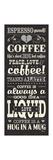 Amantes de café II Lámina giclée prémium por  Pela