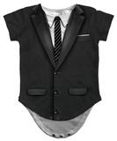 Infant: Suit Costume Romper Shirts