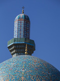Azerbaijan, Absheron Peninsula, Mir Movsom Agha Mosque    Photographic Print by Jane Sweeney
