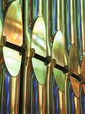 Spain, Barcelona, Sagrada Familia, Organ Photographic Print by Steve Vidler