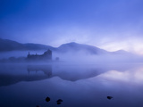 UK, Scotland, Strathclyde, Loch Awe, Kilchurn Castle Photographic Print by Steve Vidler