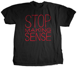 Talking Heads - Stop Making Sense T-shirts
