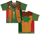 Stoner Costume Tee Sublimated