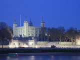 England, London, Tower of London Photographic Print by Steve Vidler