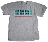 Talking Heads - More Songs Logo T-Shirt