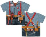 Plumber Costume Tee T-skjorter