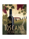Wine Festival I Giclee Print by Marco Fabiano