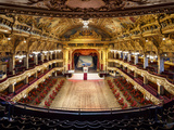 Europe, England, Lancashire, Blackpool, Blackpool Tower Ballroom Photographic Print by Mark Sykes