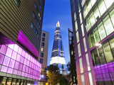 England, London, Southwark, the Shard Photographic Print by Steve Vidler