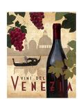 Wine Festival II Giclee-tryk i høj kvalitet af Marco Fabiano