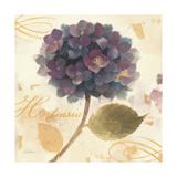 Abundant Hydrangea I Giclee Print by Albena Hristova