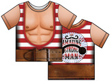 Toddler: Strongman Costume Tee T-Shirts