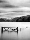 Sunset at Derwentwater, Cumbria, UK Photographic Print by Nadia Isakova