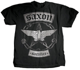 Saxon - Sacrifice T-shirts