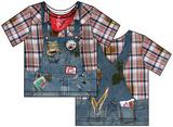 Toddler: Hillbilly Costume Tee Koszulki