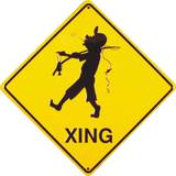Fishing Xing Tin Sign Tin Sign