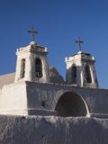 Chile, Calama-area, Chiu-Chui, Iglesia De Chiu-Chiu Church Photographic Print by Walter Bibikow