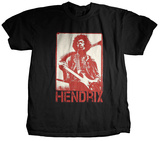 Jimi Hendrix - Hypnotized T-shirts