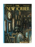 The New Yorker Cover - February 10, 1968 Regular Giclee Print by Arthur Getz
