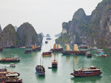 Vietnam, Halong Bay Photographic Print by Steve Vidler