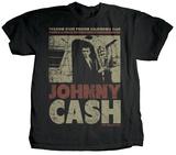 Johnny Cash - Off the Bus (premium) Vêtements par Jim Marshall