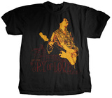 Jimi Hendrix - Cry of Love T-shirts