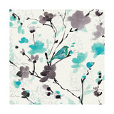 Flowing I Square Giclee Print by  Pela