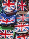 England, London, Camden, Camden Lock Market, Souvenir Bags Photographic Print by Steve Vidler