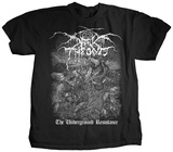Dark Throne - The Underground Resistance T-shirts