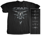 Fear Factory - Legacy Shirts