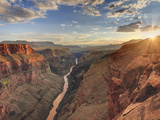 USA, Arizona, Grand Canyon National Park (North Rim), Toroweap (Tuweep) Overlook Photographic Print by Michele Falzone