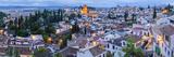 Spain, Andalucia, Granada Province, Granada, Sacromonte and Albaicin Districts Fotodruck von Alan Copson