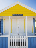 England, Suffolk, Southwold, Beach Huts Photographic Print by Steve Vidler