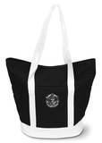 Sons of Anarchy - Reaper Logo Canvas Beach Tote Tote Bag