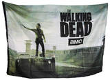The Walking Dead - Rick Banner Prints