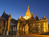 Myanmar (Burma), Bagan, Ananda Temple Photographic Print by Steve Vidler