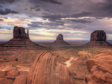 USA, Arizona, Monument Valley Photographic Print by Michele Falzone
