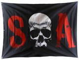 Sons of Anarchy - SOA Skull Banner Posters