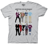 Arrested Development - Bluth Family T-shirts