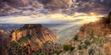 USA, Arizona, Grand Canyon National Park, North Rim, Cape Royale Photographic Print by Michele Falzone