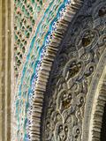 Spain, Andalucia, Seville Province, Seville, Alcazar of Seville (Reales Alcazares De Sevilla) Stampa fotografica di Alan Copson