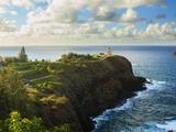 USA, Hawaii, Kauai, Kilauea Lighthouse Photographic Print by Michele Falzone