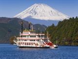 Japan, Central Honshu (Chubu), Fuji-Hakone-Izu National Park, Hakone Photographic Print by Gavin Hellier