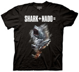 Sharknado - Shark Plus Nado T-shirts
