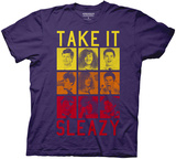 Workaholics - Take It Sleazy T-Shirt