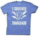 Sharknado - I Survived Sharknado Shirts