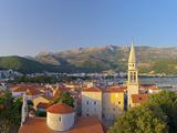 Montenegro, Budva, Old Town, Stari Grad, Church of the Holy Trinity Photographic Print by Alan Copson