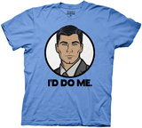 Archer - I'd Do Me Shirts